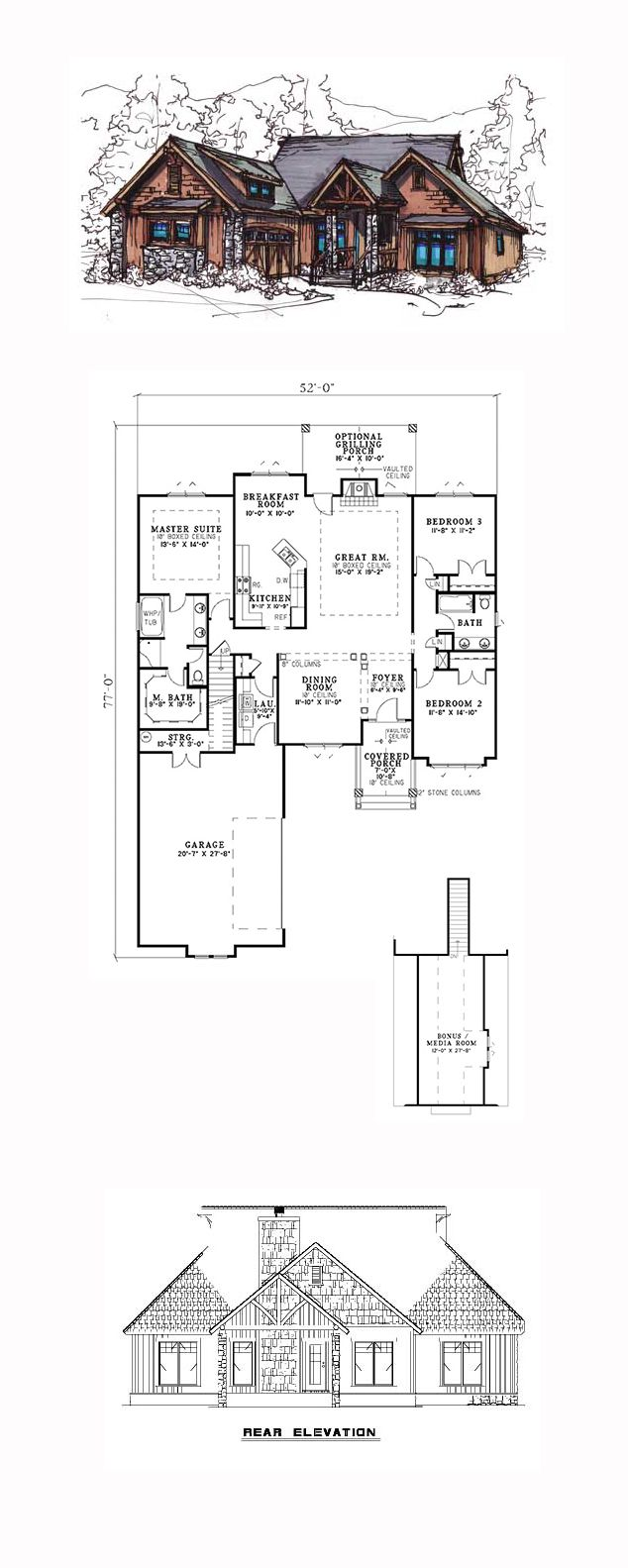 16 best tudor style house plans images on pinterest cool for Tudor mansion floor plans