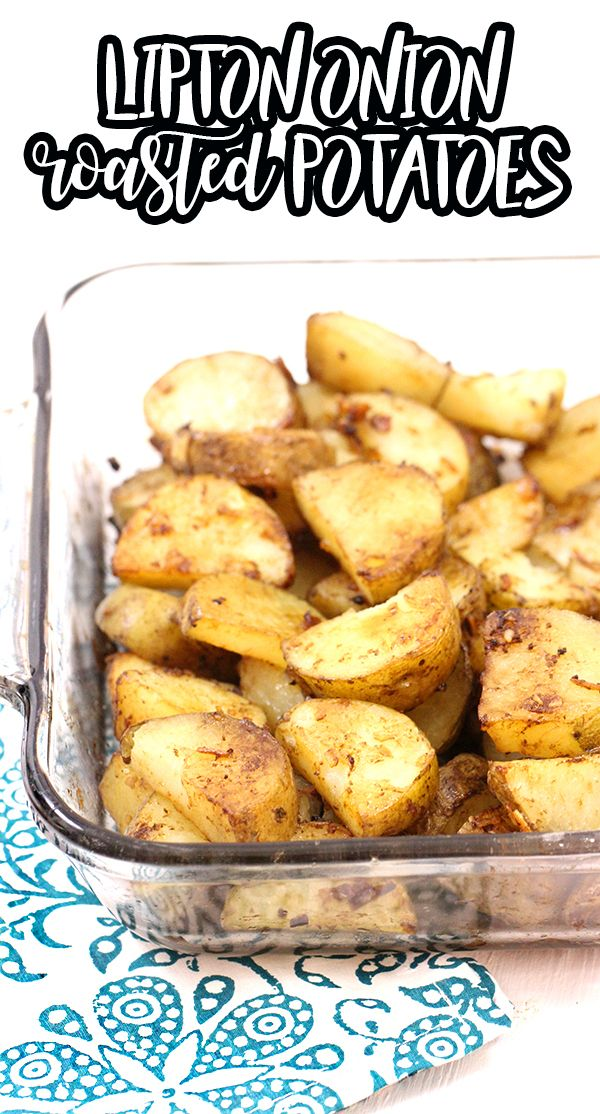 Roasted Potatoes Made Amazing With One Secret Ingredient In 2020 Easy Potato Recipes Recipes Delicious Snacks Recipes