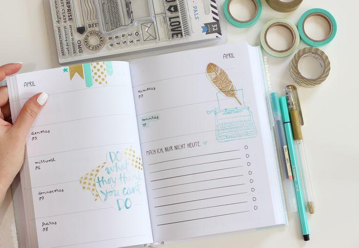 die besten 25 agenda selber gestalten ideen auf pinterest wochenkalender selbst gestalten. Black Bedroom Furniture Sets. Home Design Ideas