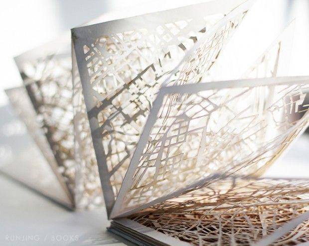 Runjing Wang est un illustrateur chinois. Depuis quelques temps, il se concentre sur la représentation et l'illustration graphique que peuvent exprimer les plans des villes.