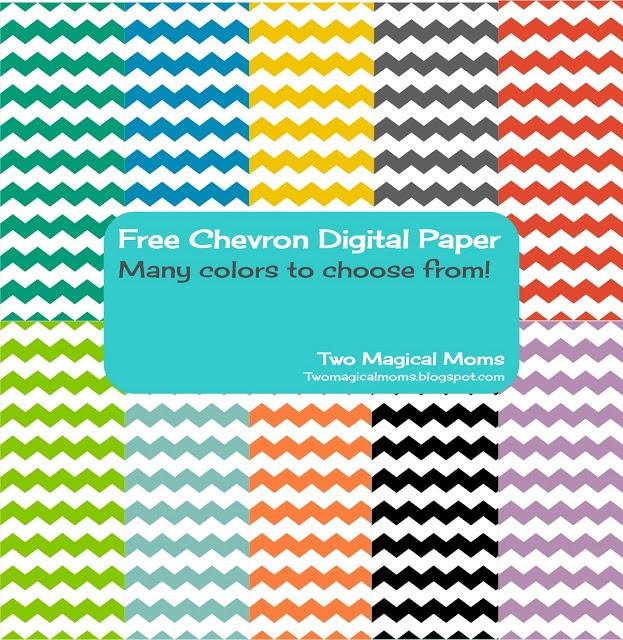 FREE Chevron Digital Papers