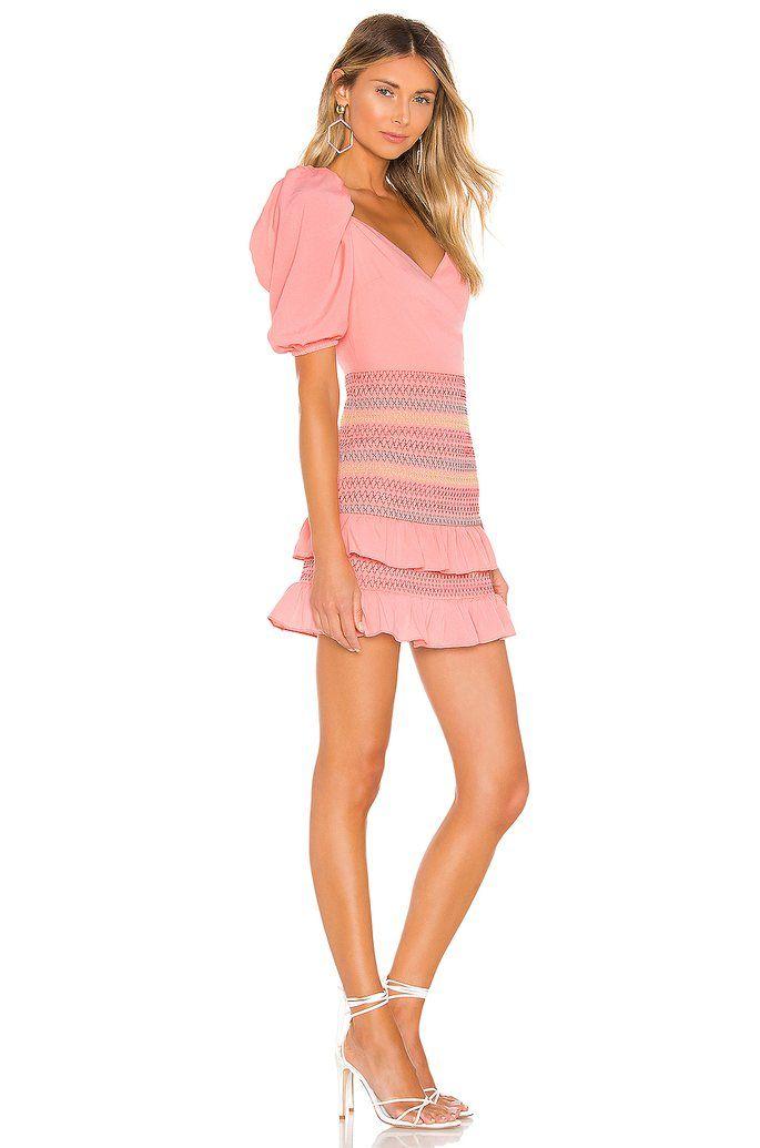 Lovers Friends Archie Mini Dress Pink Lemonade The Urge Us In 2020 Mini Dress Pink Mini Dresses Dresses