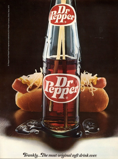 the effectiveness of dr pepper advertisements essay What does david dreman think of dr pepper snapple group, inc (dps) analyze dps using the investment criteria of david dreman at nasdaqcom.