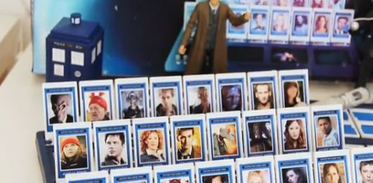 "Doctor Who DIY ""Guess Who"" Board Game"