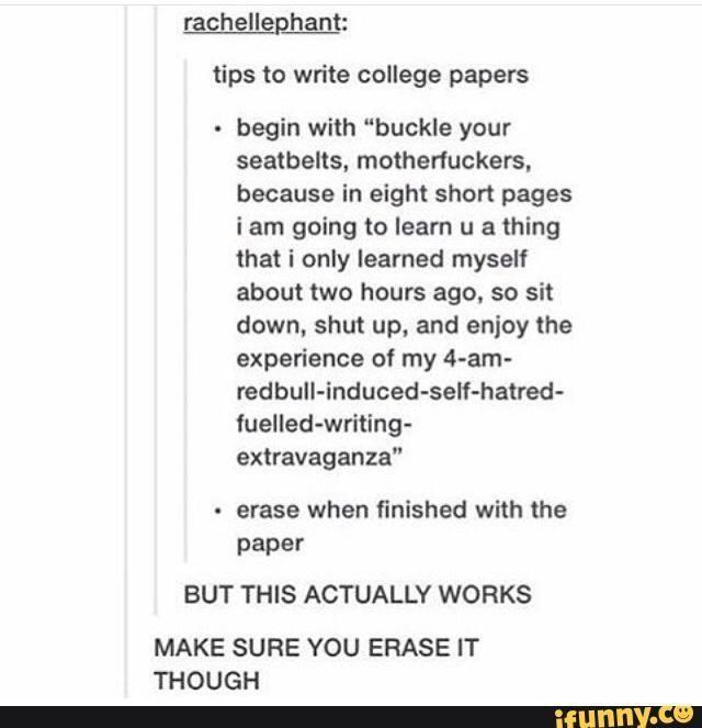 Tried it, definitely works, tumblr, willpower, buzzfeed