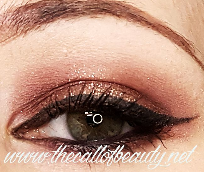 The Call of Beauty: Make Up of the Day: ColourPop Nillionaire