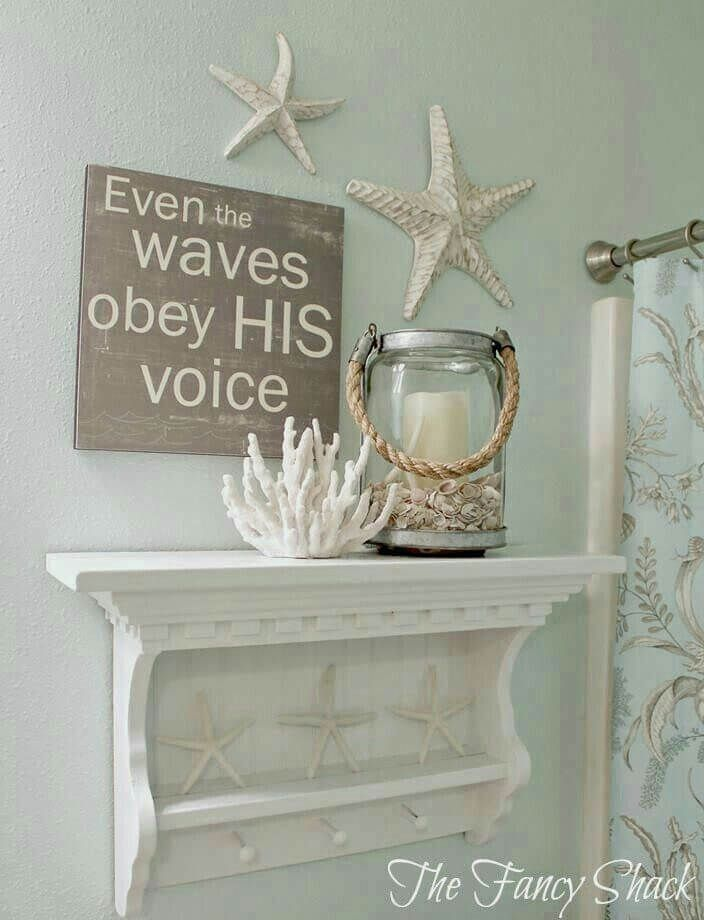 Coral Creations and Shells of the Sea