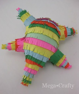 how to make an easter egg pinata