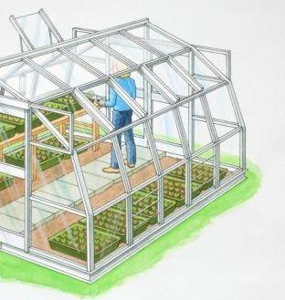 Invernaderos caseros buscar con google green house - Invernadero para casa ...