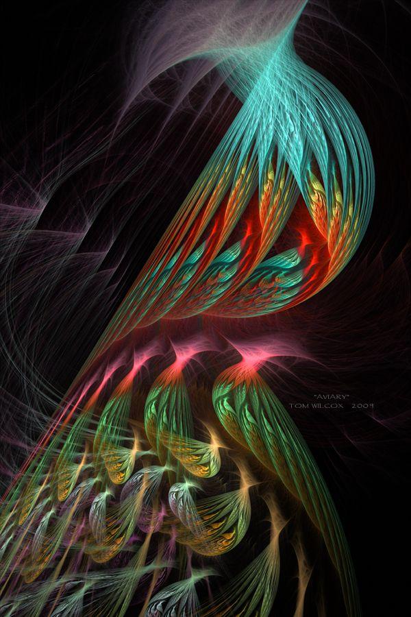 #visionary #art #spiritual - Aviary by TomWilcox on DeviantArt