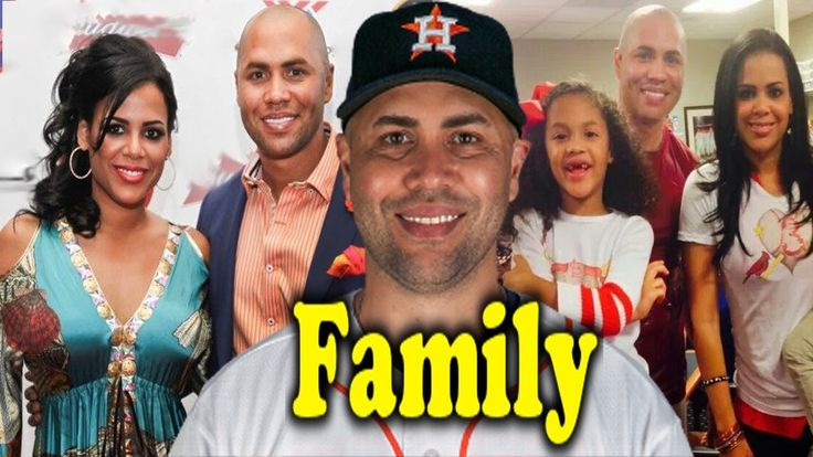 Carlos Beltrán Family Photos With Father,Mother and Wife Jessica Lugo 2017