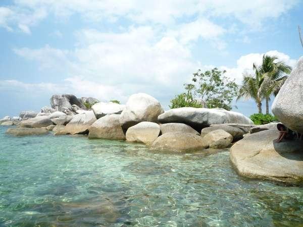 Lengkuas Island @ Belitung, Indonesia