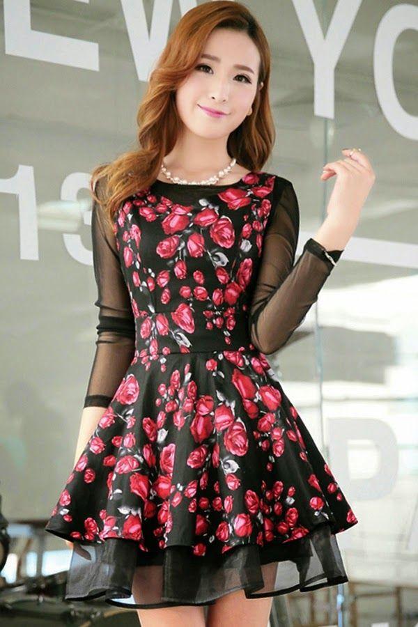 Llamativos vestidos de temporada | Vestidos de moda 2015