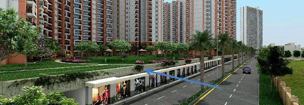 A #residential #project Amrapali Enchante at Noida offers 2 bhk #Property. http://goo.gl/juRs0E