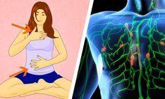 12 maneras de limpiar el sistema linfático! Cuida tu salud!