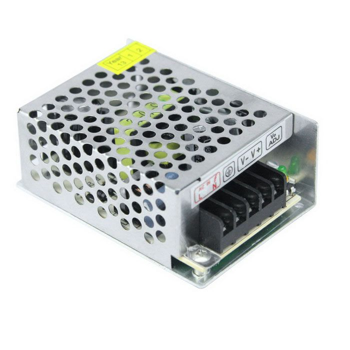 Input AC 85-265V to DC 12V 3A 36W High Quality Security Power Supply. 1. High efficiency, long life 2. Low DC ripple, high efficiency 3. Low operation temperature & long performance life 4. Input voltage suitable for the world 5. Excellent insulation property, high dielectric strength 6. 100% full-load burning test. Tags: #Electrical #Tools #Switches #Adapters