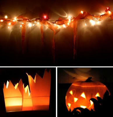 646 best halloween lighting images on pinterest halloween ideas halloween stuff and halloween projects - Easy Halloween Party Decorations