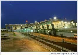 Bajpei Mangalore airport