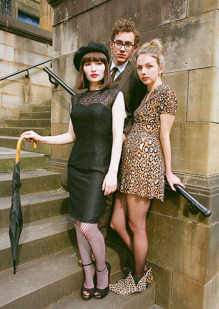 "Olly Alexander, Emily Browning, Hannah Murray in ""God Help the Girl"" (2014). Director: Stuart Murdoch."