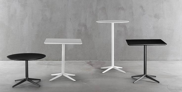 MISTER X table › PLANK Manufacturer of design furniture for contract and domestic use.