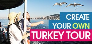 Create your own turkey tour