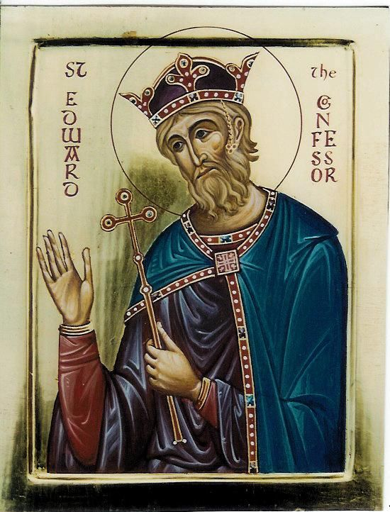 Feast of St. Edward the Confessor; Christian Religious Observance; October 13; Last of the Saxon kings of England; noted for piety, fair rule, and a peaceful reign.