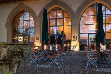 Bistro Steinhalle - Hochzeitslocation in Bern #Brunch