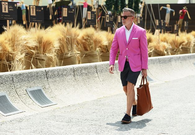Nick Wooster: Nick Wooster, Street Style, Men Style, Pitti Uomo, Summer Outfits, Shorts Stories, Men Fashion, Fashion Blog, Sports Coats