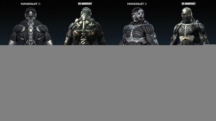 Crysis 2 нано костюм