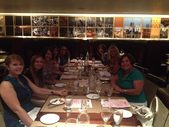 Star 100.7 CLO Girls Night Out dinner!