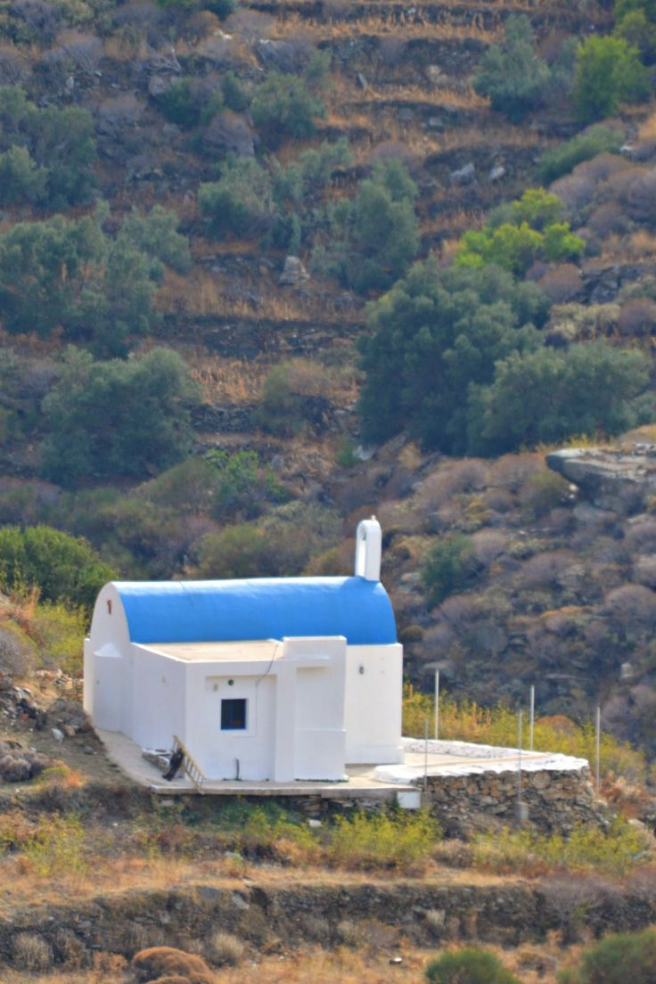 A lonely church in Serifos, Greece. **Top 10 Things to Do on Serifos Island, Greece.**
