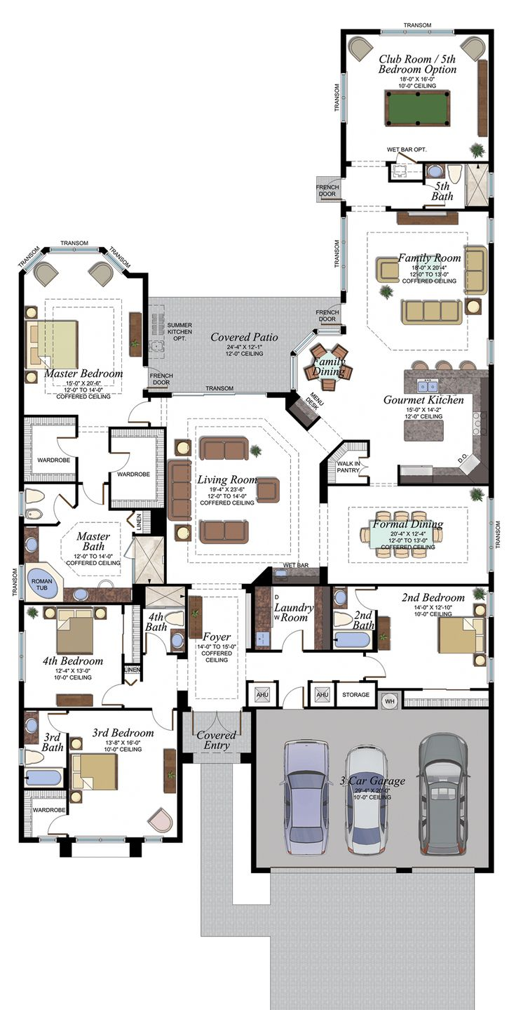 Charleston grande757 floor plan homerenovationideas in