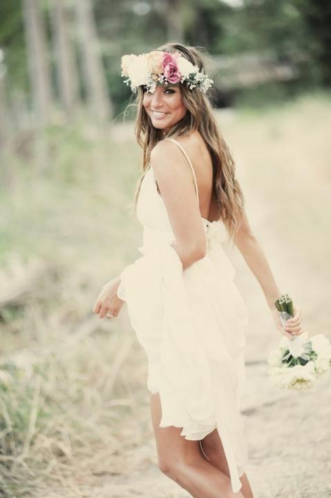 Lovebox | Festival: Destination Wedding [beautiful destination bride with flower crown]