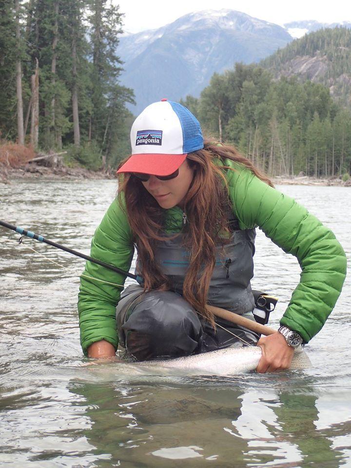 547 best april vokey fishing images on pinterest fishing for Fly fishing in alaska
