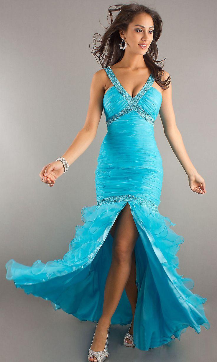 104 best Grad dresses images on Pinterest | Blue dresses, Formal ...