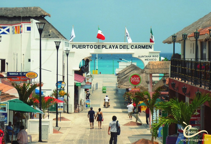 Messico, Playa del Carmen www.eviaggiweb.it #èviaggi #èviaggiweb #eviaggi #eviaggiweb #turismo #vacanze #divertimento
