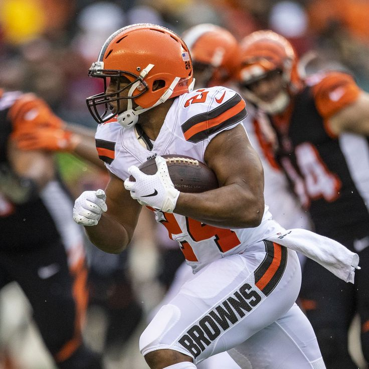 Nick Chubb Cleveland Browns in