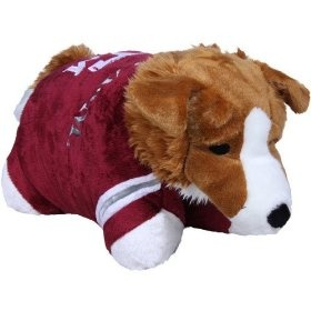 NCAA Texas A Aggies Pillow Pet  Order at http://amzn.com/dp/B005H03TVK/?tag=trendjogja-20