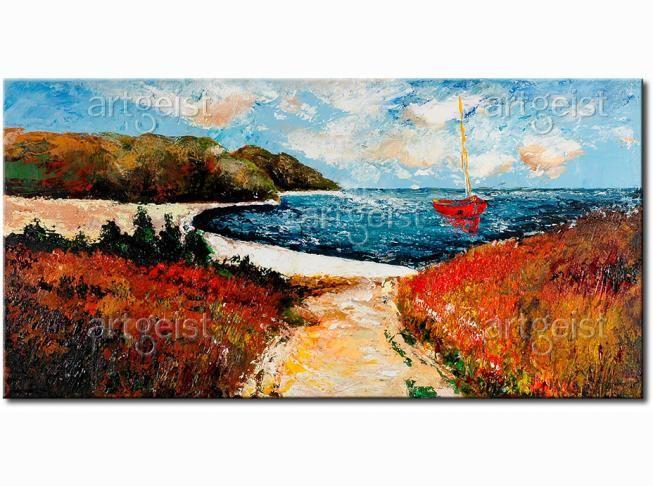 Cuadro Costa #cuadro #cuadros #fotos sobre lienzo #fotos #sobre #lienzo #paisajes