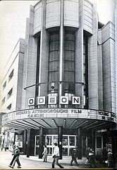 Odeon Cinema Union St Bristol by brizzle born and bred.  I remember visiting this cinema many times when growing up.