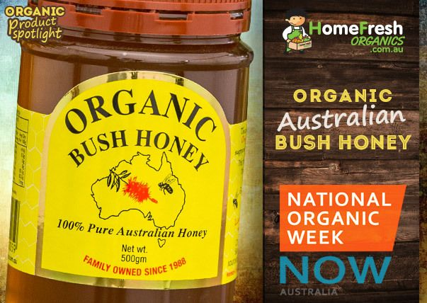 This Organic Bush Honey has been sourced from Ocean View, in QLD, where the business has been going strong for 26 years through selling their 100% Australian and natural honey products. http://homefreshcommunity.com.au/2014/10/10/organic-product-organic-australian-bush-honey/