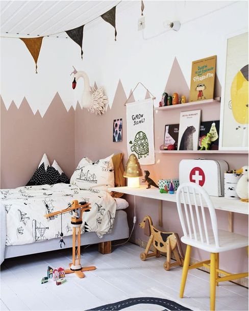 2194 best KINDERZIMMER I KIDS ROOM images on Pinterest | Child room ...