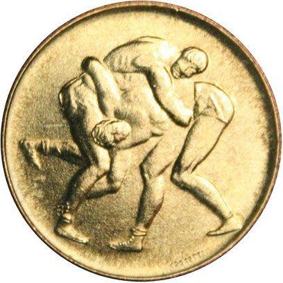 Olimpiadi del 1980 disciplina della LOTTA GRECO ROMANA