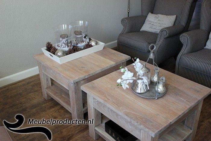 donkere salontafels voor white wash