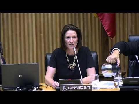 Comparecencia de Catherine L'Ecuyer ante el Congreso de Diputados (Comisión de Educación y Deportes)