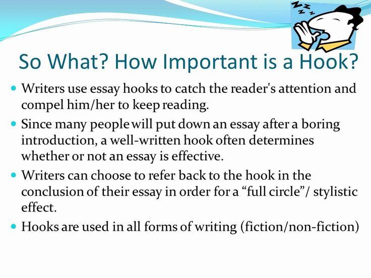 Writing Good Hooks Worksheet Best Of 55 Hook Sentences for