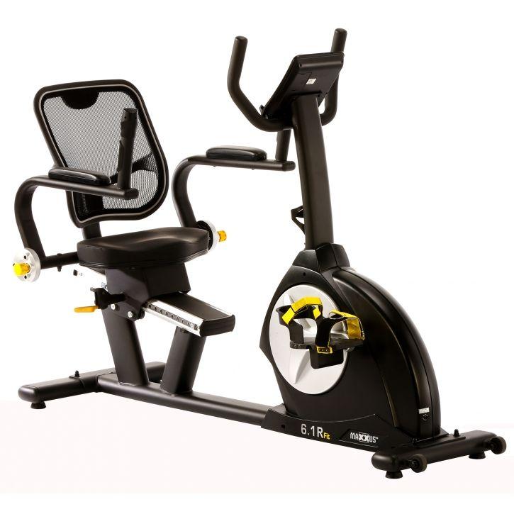 Maxxus Ergometer 6 1r Fit Ergometer Fitness Workouts Und Fit