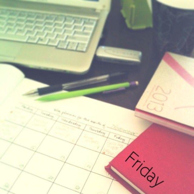 Post planning & stuff