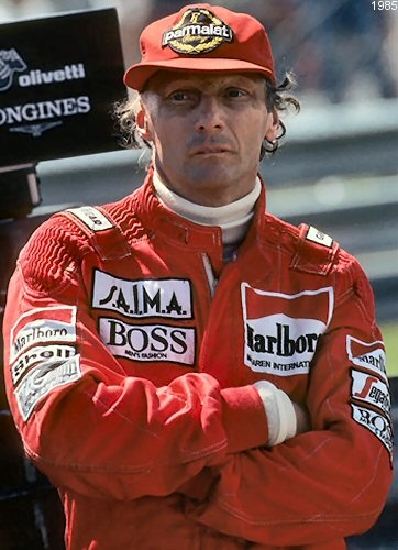 17 Best images about Niki Lauda on Pinterest | Cars, Monaco and Ferrari