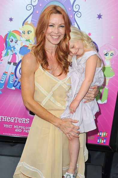 "Challen Cates arrives at the 2013 Los Angeles Film Festival Premiere of Hasbro Studios' ""My Little Pony Equestria Girls"" at Regal Cinemas L.A. Live on June 15, 2013 in Los Angeles, California."